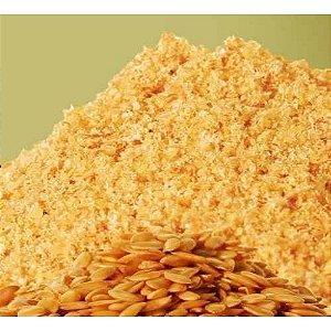 Farinha de linhaça dourada orgânica Marfil 500g