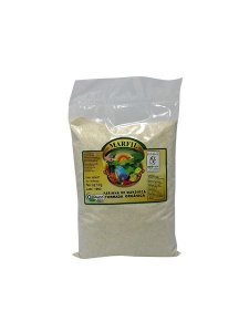 Farinha de Mandioca Torrada Orgânica Marfil 500g