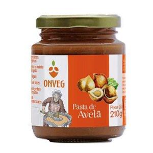 Pasta de Avelã ONVEG 210g