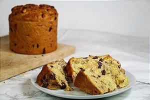 Chocotone Vegano e Sem Glúten