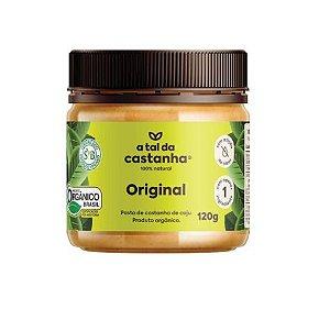 Pasta de Castanha de Caju Orgânica - 120g