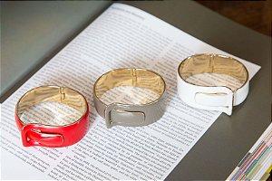 Bracelete Esmaltado Cinto