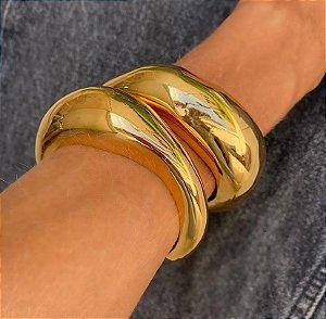 Bracelete Liso Gradual