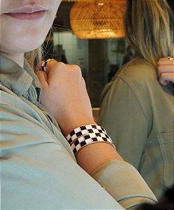 Bracelete Xadrez Colors