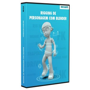 Curso Rigging de Personagem com Blender