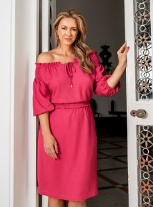 Vestido Cigana Liso - 20319