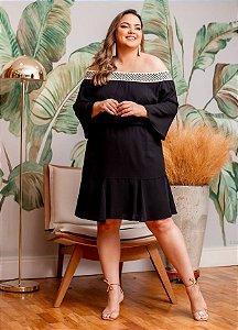 Vestido Cigana Viscose- 20308