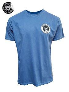 Camiseta Carlson Gracie Queda - Azul