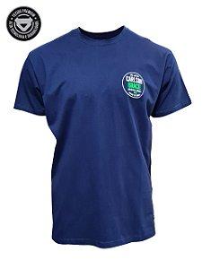 Camiseta Carlson Gracie Made in Brazil - Azul Marinho