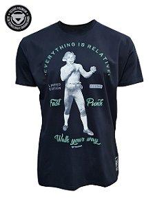 Camiseta Fast Punch - Preto