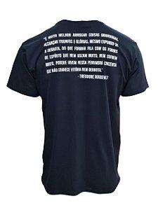 Camiseta Strike Jiu Jitsu - Preta