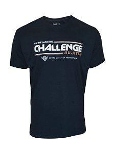 Camiseta Rio Challenge SJJSAF 2020 Preta