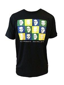 Camiseta Carlson Gracie/Junior