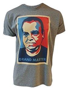 Camiseta Carlson Gracie Grand Master Mescla