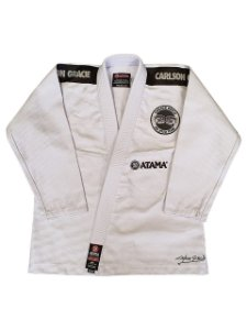Kimono Carlson Gracie Branco