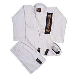 Kimono Juvenil Tauron Branco