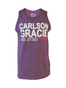 Regata Carlson Gracie Jiu-Jitsu Team Roxa Mescla