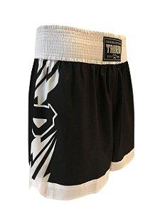 Short Muay Thai Tauron Branco