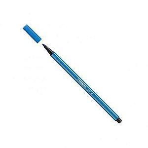 Caneta STABILO Pen 68/41 Azul
