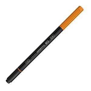 Cis Dual Brush Laranja Escuro (18) SERTIC