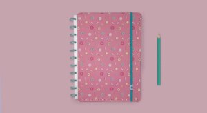 CADERNO INTELIGENTE Grande Lolly