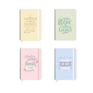 Caderneta Bullet Journal Candy REDOMA - Sortido