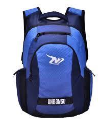 Mochila Onbongo Azul - SANTINO