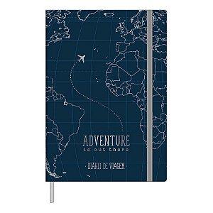 Caderno Diário de Viagem 80Fls TILIBRA