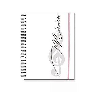 Caderno EVERTOP Universitário de Música