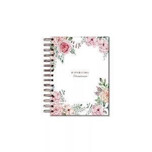 Planner do Casamento Spring My Life - Lemon Pin by EVERTOP