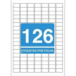 Etiqueta Adesiva TILIBRA 126und (TB4249) 25fls