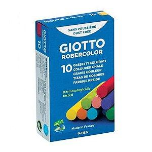 Giz Escolar GIOTTO Antialérgico Colorido