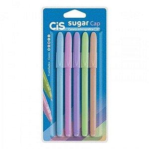 Caneta Esferográfica CIS Sugar Cap