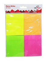 Sticker Note WIN PAPER 4 Blocos 50fls
