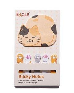 Marcador de Páginas EAGLE Gato