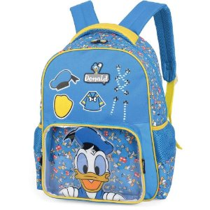 Mochila LUXCEL Infantil Pato Donald