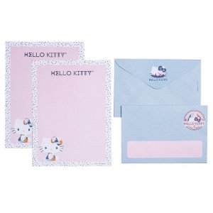 Papel de Carta Hello Kitty Cute - TECA