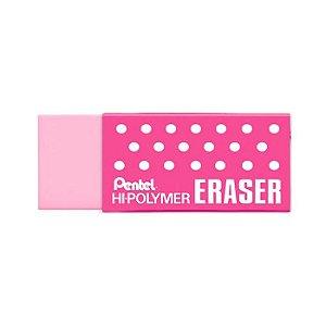 Borracha PENTEL Hi-Polymer Rosa