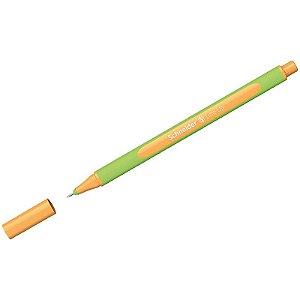 Caneta Fineliner SCHNEIDER Line-Up - Laranja Neon