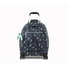 Mochila de Rodinhas KIPLING Jungle Monkeys Zea