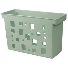 Caixa Arquivo Multiuso Verde Pastel s/ Pasta Suspensa DELLO