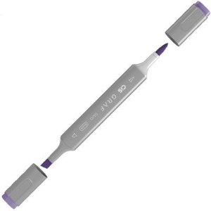 CIS Graf Duo Brush Deep Violet (81)