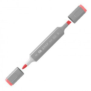 CIS Graf Duo Brush Coral Red (12)