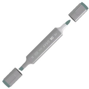 CIS Graf Duo Brush Green Grey (GG3)