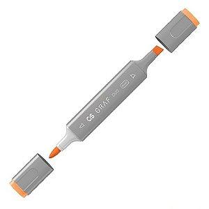 CIS Graf Duo Brush Fluorescent Orange (122)
