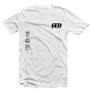 Camiseta jiu jitsu Elementos