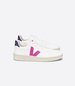 Tênis V-10 CWL white ultraviolet purple