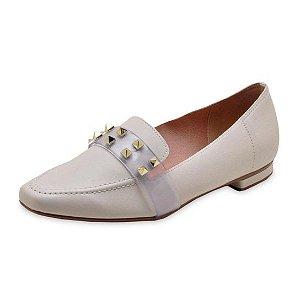 Sapato Vizzano Branco Off