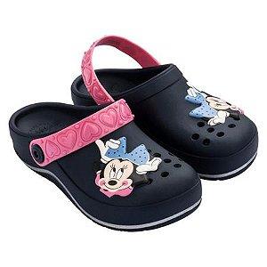 Sandálias Minnie Azul/rosa