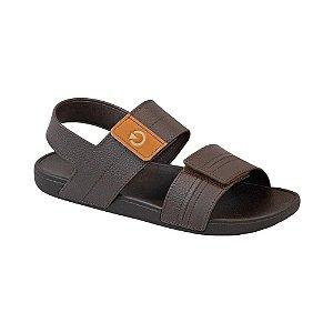 Sandálias Cartago Marrom/marrom